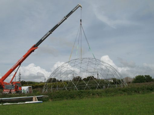 20m Large Geodesic Dome